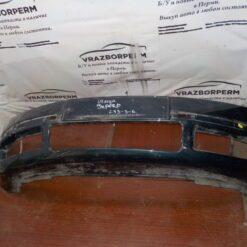 Бампер передний Skoda Superb 2002-2008  3U0807217 б/у