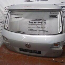 Дверь багажника зад. Volkswagen Touareg 2010-2018  7P6827025 б/у