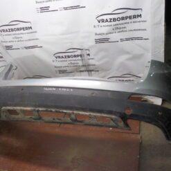 Бампер задний Hyundai Santa Fe (DM) 2012>  86611B8000 б/у