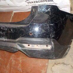 Бампер задний Subaru Forester (S13) 2012> 57704SG010, 57704SG012 б/у 1