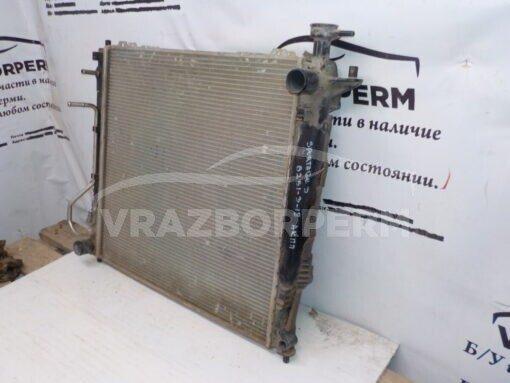 Радиатор основной Kia Sorento 2009>  253102P300 б/у