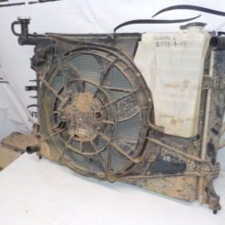 Диффузор вентилятора Kia Cerato 2009-2013 253501M000 б/у 1
