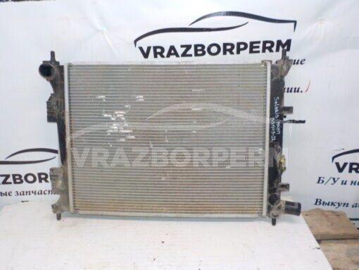 Радиатор основной Hyundai Solaris 2010-2017  253104L000 б/у