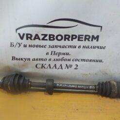 Вал приводной передний правый (привод в сборе) Renault Logan 2005-2014  8201045819 б/у
