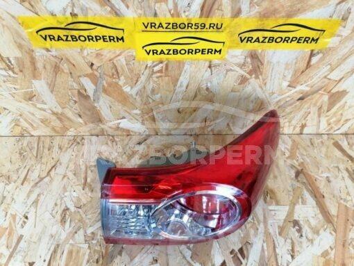 Фонарь задний правый наружный (в крыло) Toyota Corolla E15 2006-2013  8155112A30