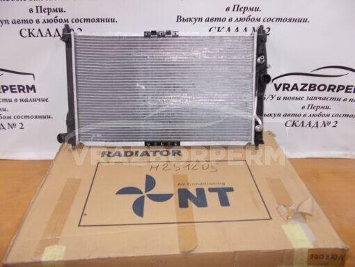 Радиатор основной Chevrolet Lanos 2004-2010  P96182260, P96182261, 96182260, 96182261, 96143947, 96182648