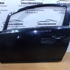 Дверь передняя левая Opel Corsa D 2006-2015  93191126, 93189326, 0124087, 13258258 б/у
