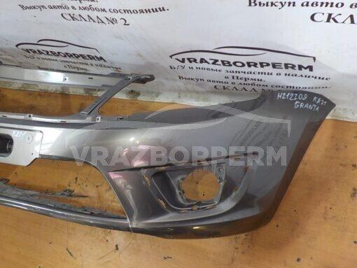 Бампер передний VAZ Lada Granta 2011>  21912803015 б/у