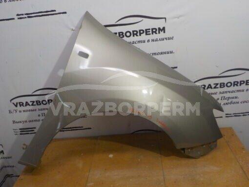 Крыло переднее правое Renault Sandero 2014>  631005522R  б/у