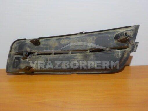 Решетка бампера переднего левая (без ПТФ) Chevrolet Cruze 2009-2016   22171053