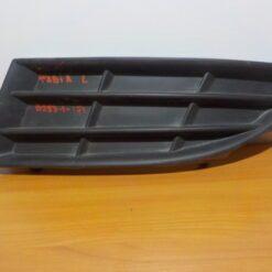 Решетка бампера переднего левая (без ПТФ) Skoda Fabia 2007-2015   5JU807367 б/у