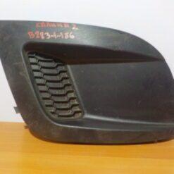 Решетка бампера переднего правая (без ПТФ) VAZ Lada Kalina 2 2013>