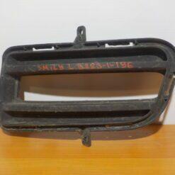 Решетка бампера переднего левая (без ПТФ) Lifan Smily 2008>  FAE2803311 б/у