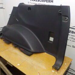 Обшивка багажника правая зад. Toyota Land Cruiser (150)-Prado 2009>   6473060010 б/у 3