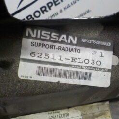 Панель передняя (телевизор) Nissan Tiida (C11) 2007-2014  62511EL030 2