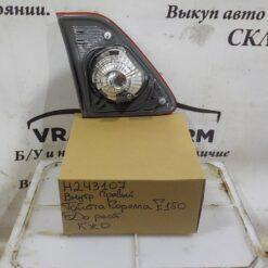 Фонарь задний правый внутренний (в крышку) Toyota Corolla E15 2006-2013  8158112110 1