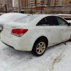 Chevrolet Cruze J300 седан 2012г. Z18XER 141 л.с. АКПП 6T40 рестайл LS