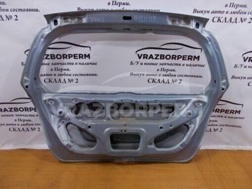 Дверь багажника зад. Honda Jazz 2002-2008   68100SAAE00ZZ б/у