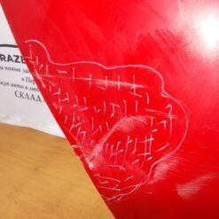 Дверь задняя правая Mazda Mazda 3 (BL) 2009-2013  BBY67202XJ б/у 1