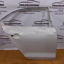 Дверь задняя правая Skoda Rapid 2013>  5JA833052C, 60U 833 052 б/у
