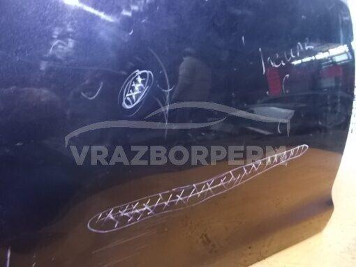 Дверь задняя правая Jaguar XJ 2009>  C2D1147, AW93F24630BA б/у
