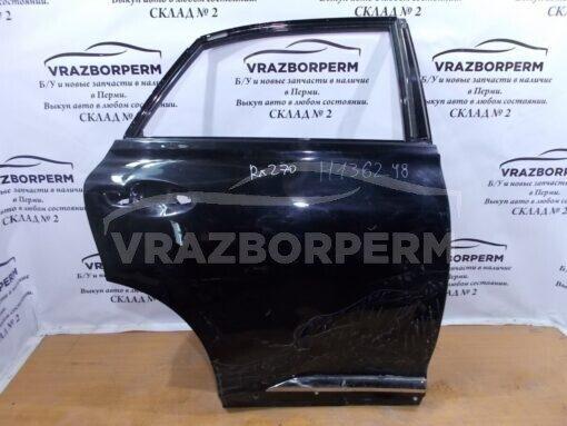 Дверь задняя правая Lexus RX 350/450H 2009-2015  6700348130 б/у