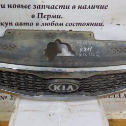 Решетка радиатора перед. Kia RIO 2005-2011  863601G600 б/у