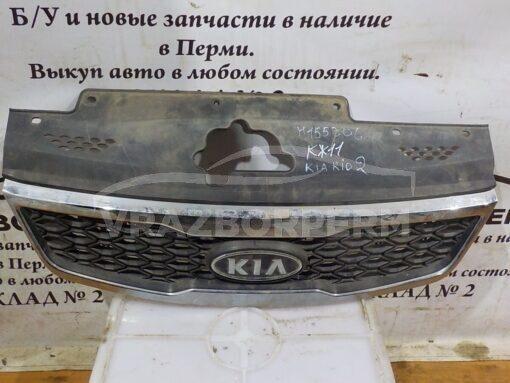 Решетка радиатора перед. Kia RIO 2005-2011  863601G600, 863531D000