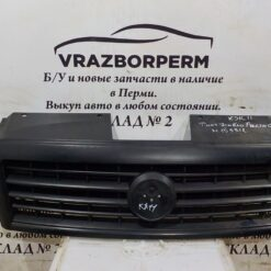 Решетка радиатора перед. Fiat Doblo 2005-2015  735418095