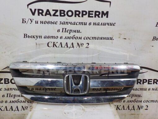 Решетка радиатора перед. Honda FR-V 2005-2010  71121SJD000 б/у