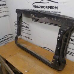 Панель передняя (телевизор) Skoda Yeti 2009>  5L0805591B б/у 1