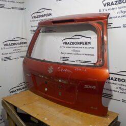 Дверь багажника зад. Suzuki SX4 2006-2013  6910081810 б/у 1