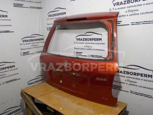Дверь багажника зад. Suzuki SX4 2006-2013  6910081810 б/у