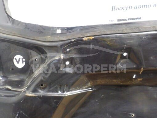 Дверь багажника зад. Mitsubishi Outlander XL (CW) 2006-2012   5801A504 б/у