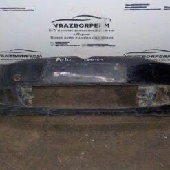 Бампер передний Volkswagen Polo (Sed RUS) 2011>  6RU807221 б/у