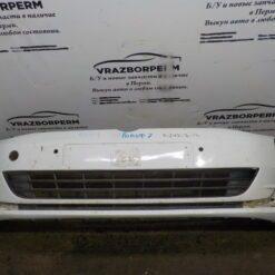 Бампер передний Volkswagen Golf VII 2012>  5G0807217BNGRU б/у