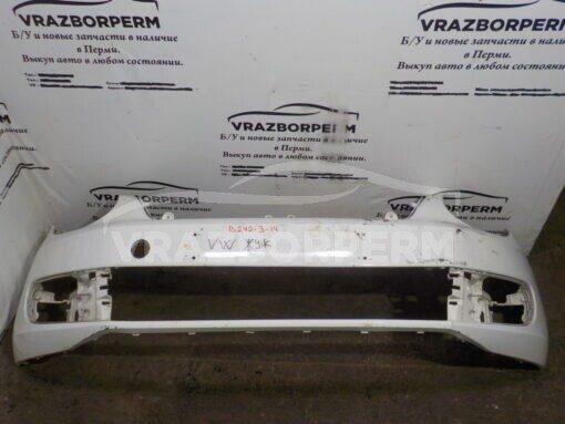 Бампер передний Volkswagen New Beetle 2012>  5C5807217J б/у