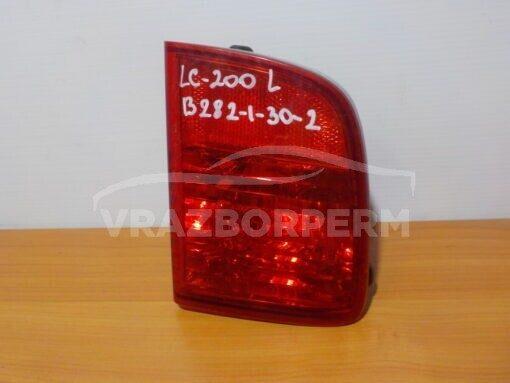 Фонарь задний левый (в бампер) Toyota Land Cruiser (200) 2008>  8149060020 б/у