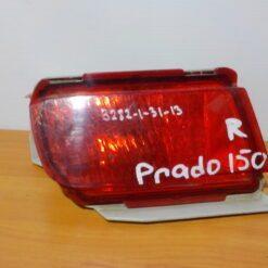 Фонарь задний правый (в бампер) Toyota Land Cruiser (150)-Prado 2009>  8158160240 б/у