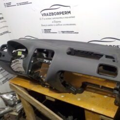 Панель приборов (торпедо) перед. Volkswagen Polo (Sed RUS) 2011>   6RU857003L82V б/у 1