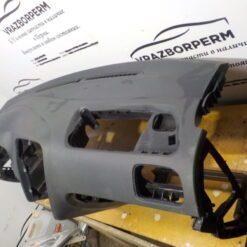 Панель приборов (торпедо) перед. Volkswagen Polo (Sed RUS) 2011>   6RU857003L82V б/у 2