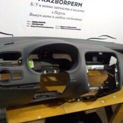 Панель приборов (торпедо) перед. Volkswagen Polo (Sed RUS) 2011>   6RU857003L82V б/у 5