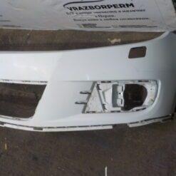 Бампер передний Volkswagen Tiguan 2011-2016   5NU807221 б/у 1