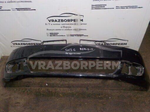 Бампер передний Volkswagen Golf VI 2009-2013  VWL023011000  б/у