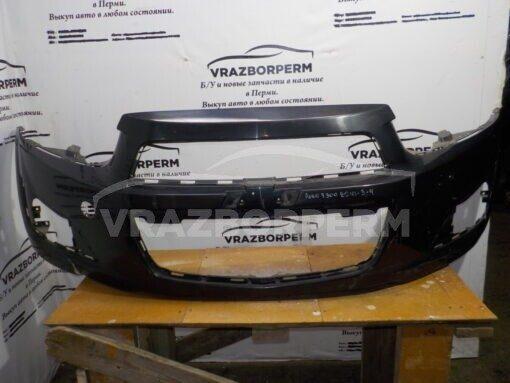 Бампер передний Chevrolet Aveo (T300) 2011>   96694757 б/у