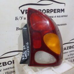 Фонарь задний правый Chevrolet Lanos 2004-2010  96460276 б/у