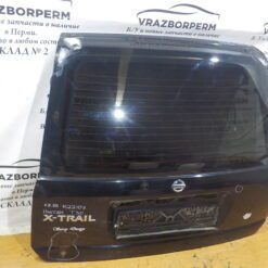 Дверь багажника со стеклом зад. Nissan X-Trail (T30) 2001-2006  K01008H7MM б/у