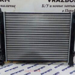 Радиатор основной Renault Logan II 2014> 214100078R, 214105731R, 214107326R, 214106179R, 214108042R 1