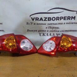 Фонари задние (к-кт) Toyota Corolla E15 2006-2013  8151112A10, 8156112A10, 8158112110, 8159112100