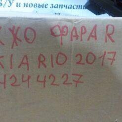 Фара правая перед. Kia RIO 2017>  92102H0000 10